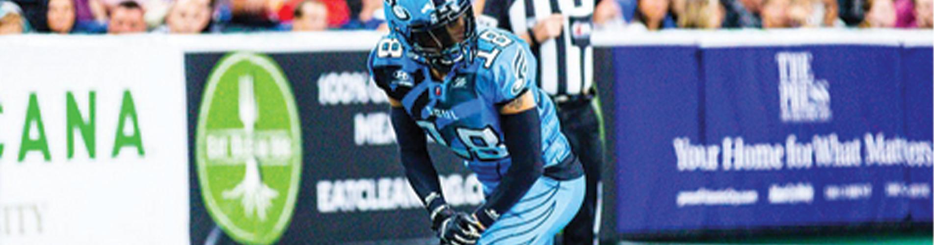 AFL Receiver / Returner Jordan Williams Signs With Sharks
