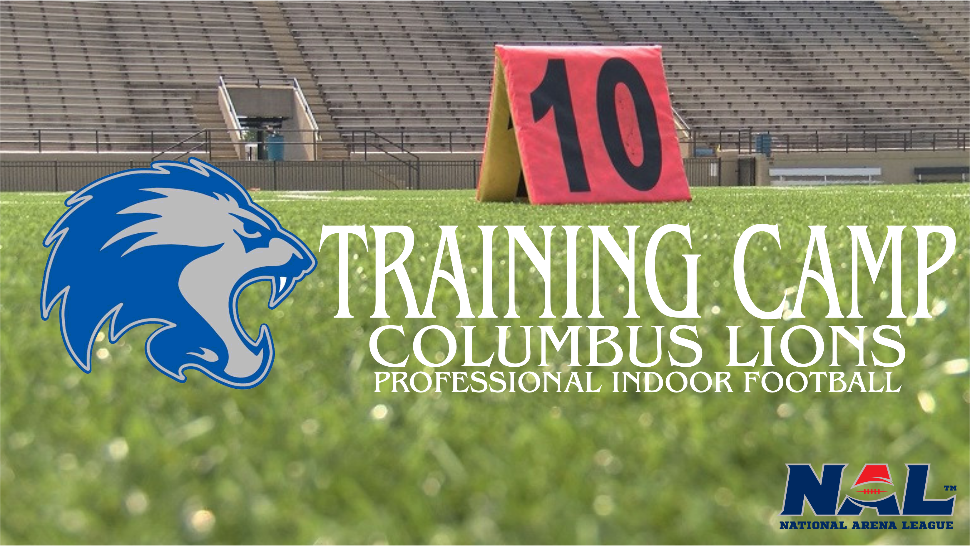 The Lions have announced the complete 2020 training camp schedule.